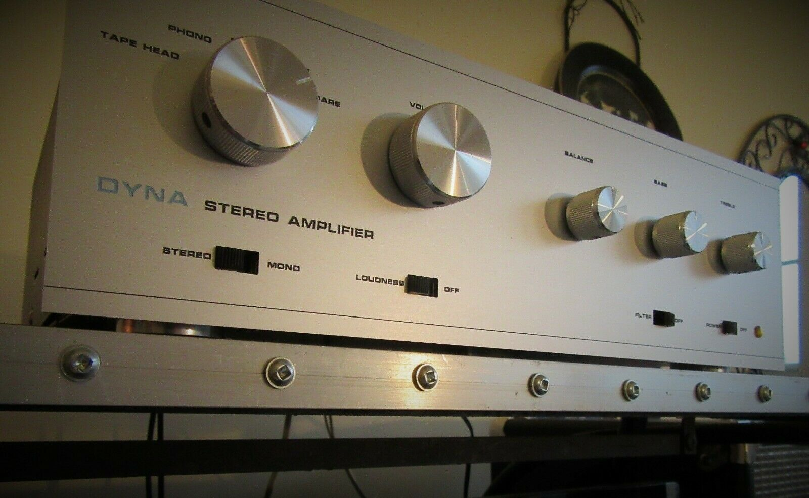 Custom Rebuilt DYNACO SCA-35 Tube Stereo Integrated Amplifier has