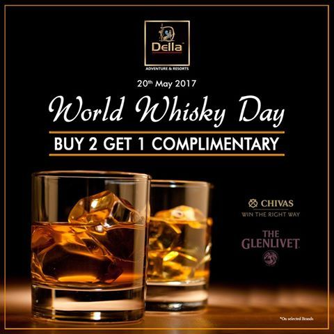 Raise A Toast To All The People Who Love Their Drinks King Size To Celebrate This World Whisky Day We Are Offering A Complime Restaurant 24 Hour Cafe Whisky