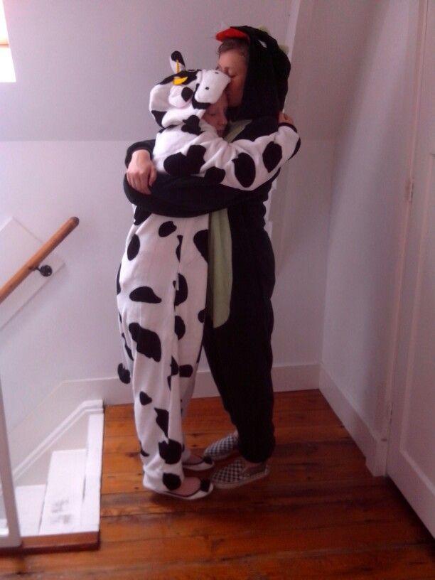 Koe en krocodillll