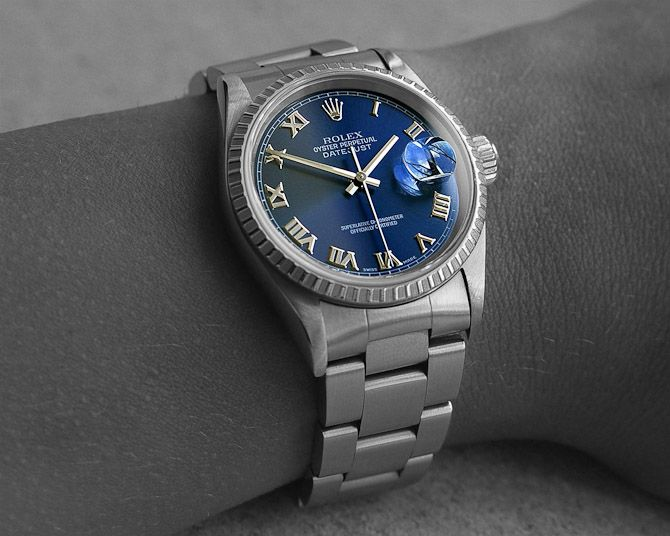 Rolex From my competition - a watch from one of my readers