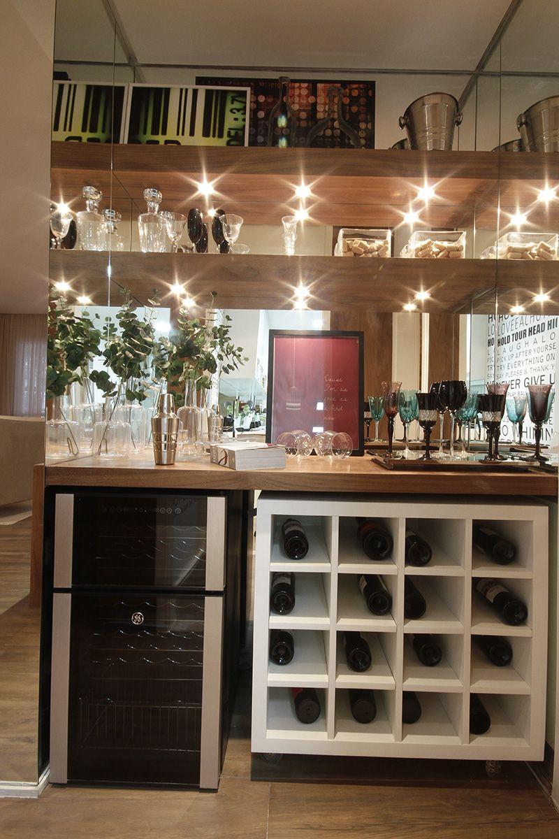 Pin By Michelle Barreto On Pesquisa Pinterest Bar Art Decor And  -> Sala Pequena Com Barzinho