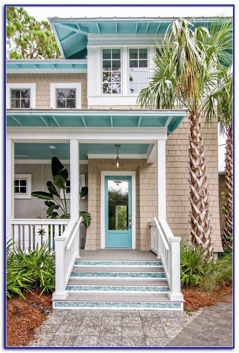30 Trendy Beach House Exterior Color Ideas With Images Lake