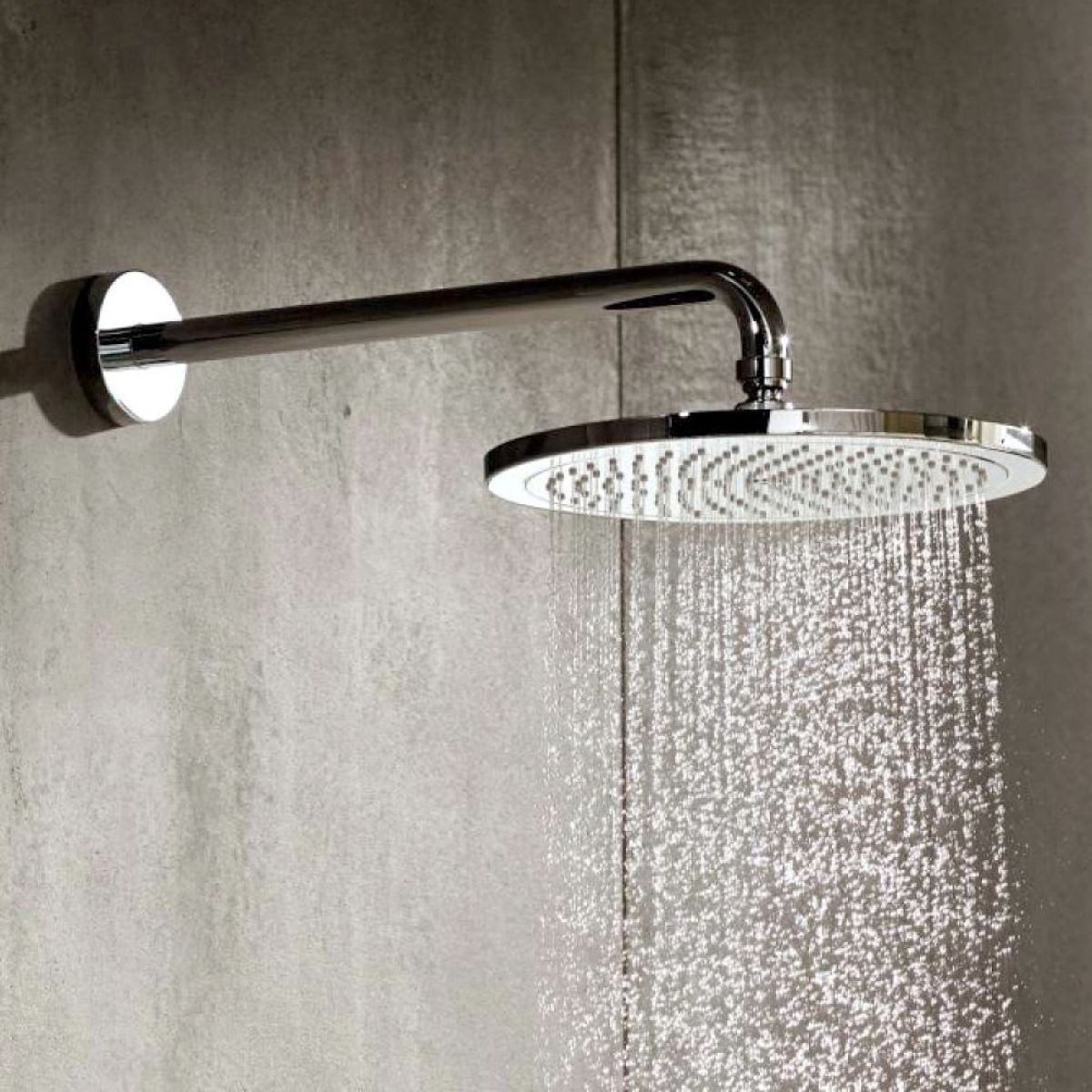 Hansgrohe Croma 280 Air 1jet Overhead Shower Fixed Shower Head