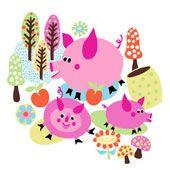 tracy cottingham - piggies