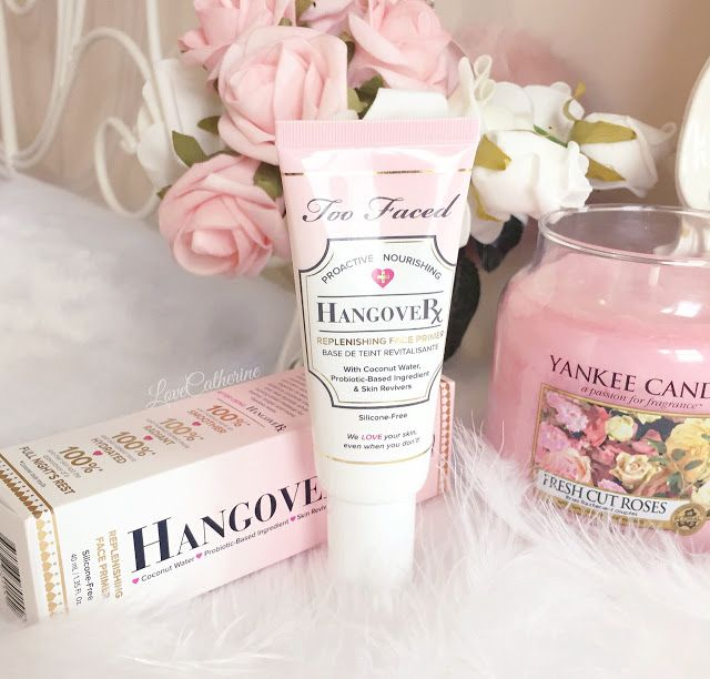Too Faced Haul 2016 Hangover Primer Lovecatherine Co Uk