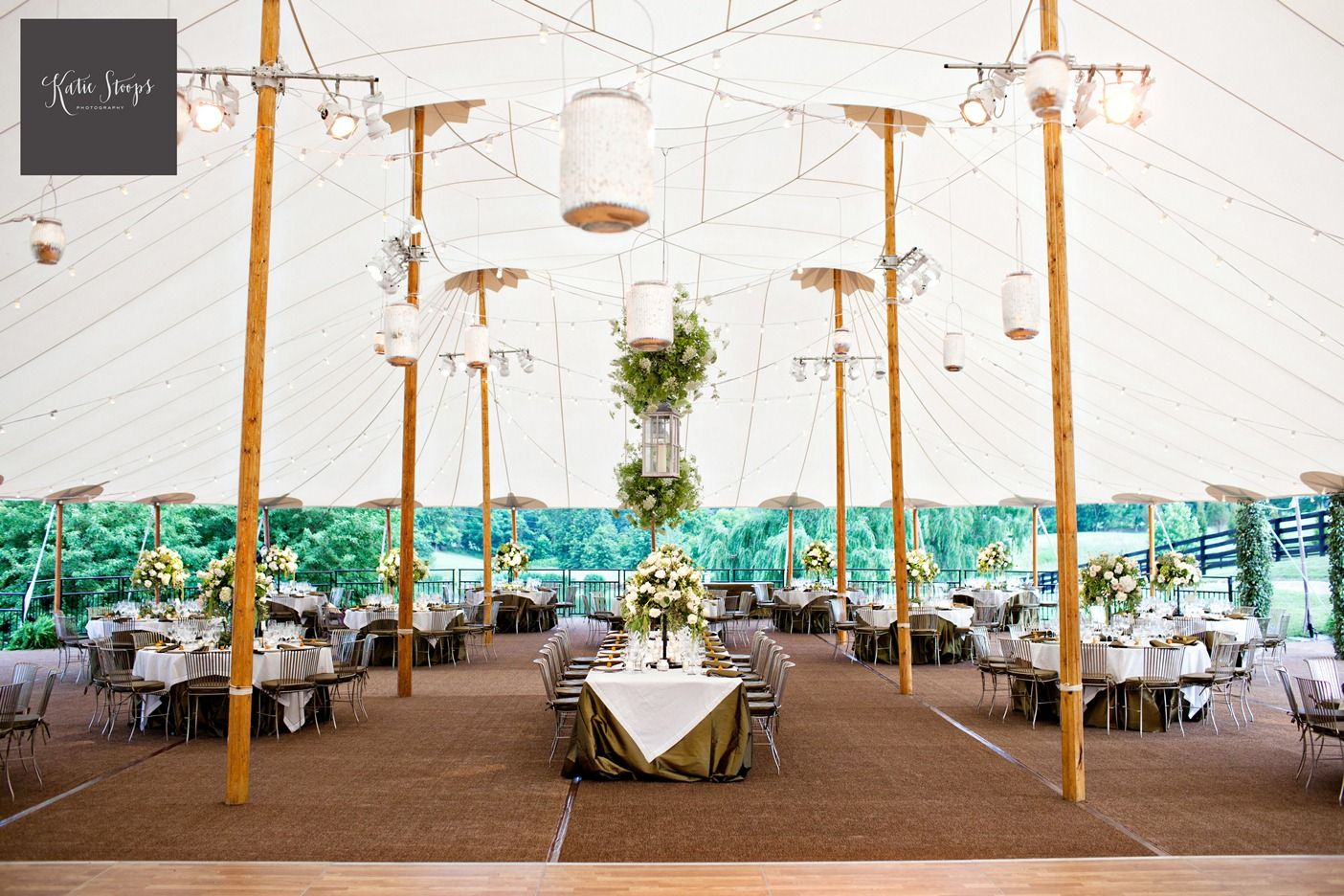 Katie Stoops Photography Bellwether Events Skyline Tents Sperry Tent ...