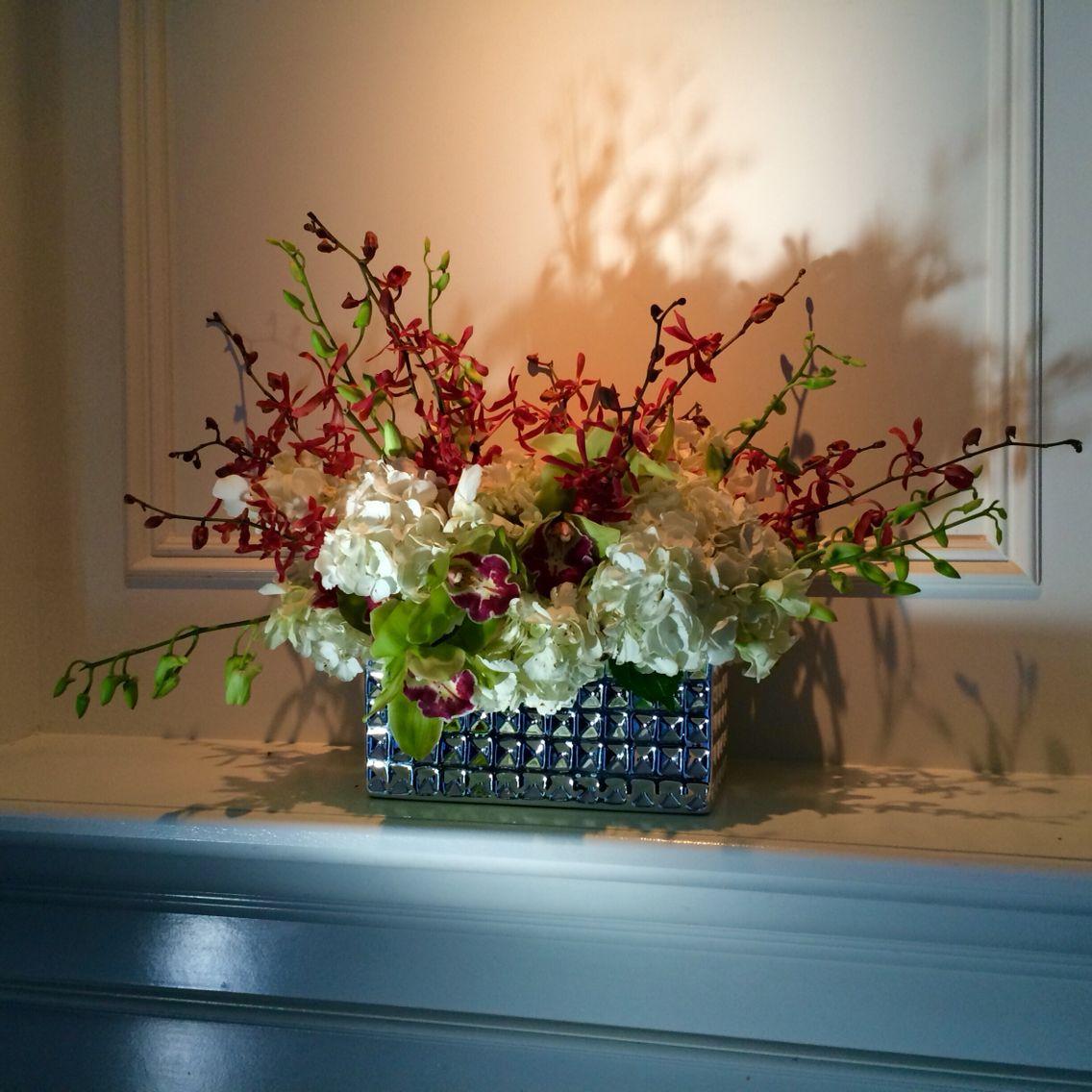 Christmas Centerpiece  Thank you Linda Hazel!