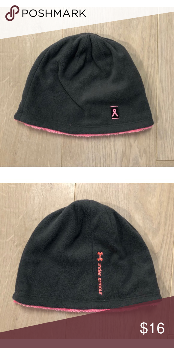Under Armour Breast Cancer Beanie Under Armour Breast Cancer Beanie 4131cc0d06e