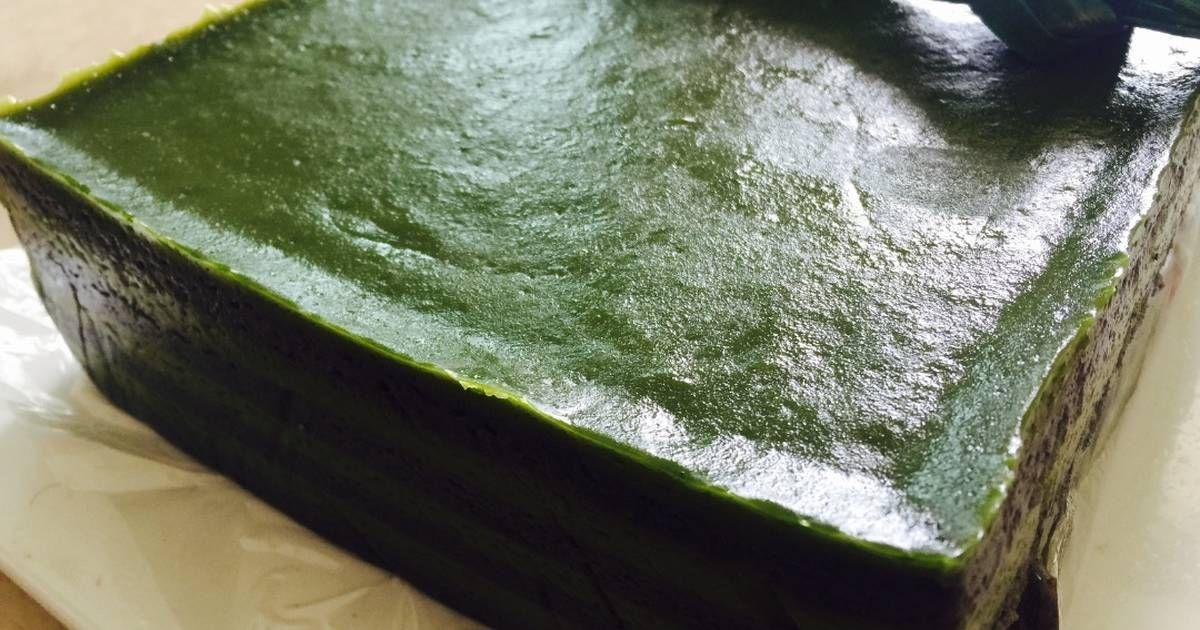 Resep Jongkong Lapis Legit Banget Oleh Ida Agus Resep Kue Lapis Resep Kue