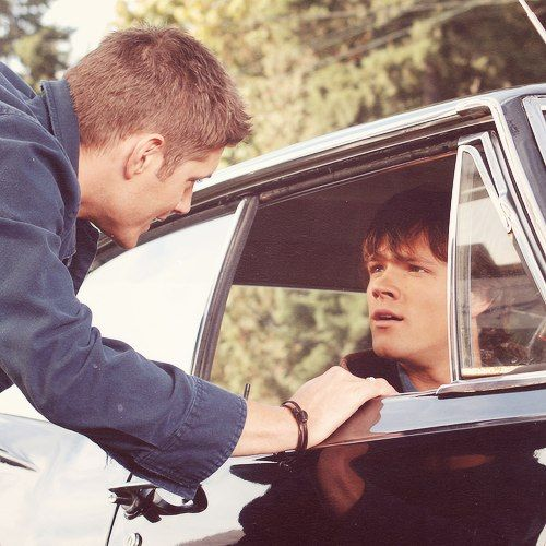 Sam and Dean #Supernatural