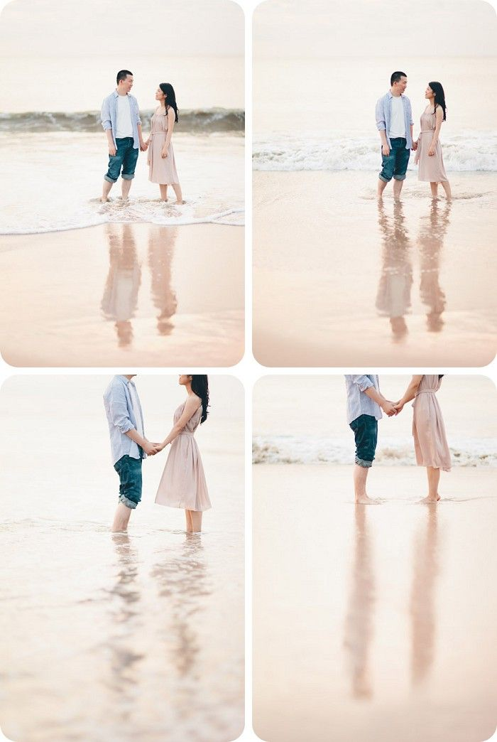 Bali Engagement Shoot Balloons Rice Fields And Beaches Sibing