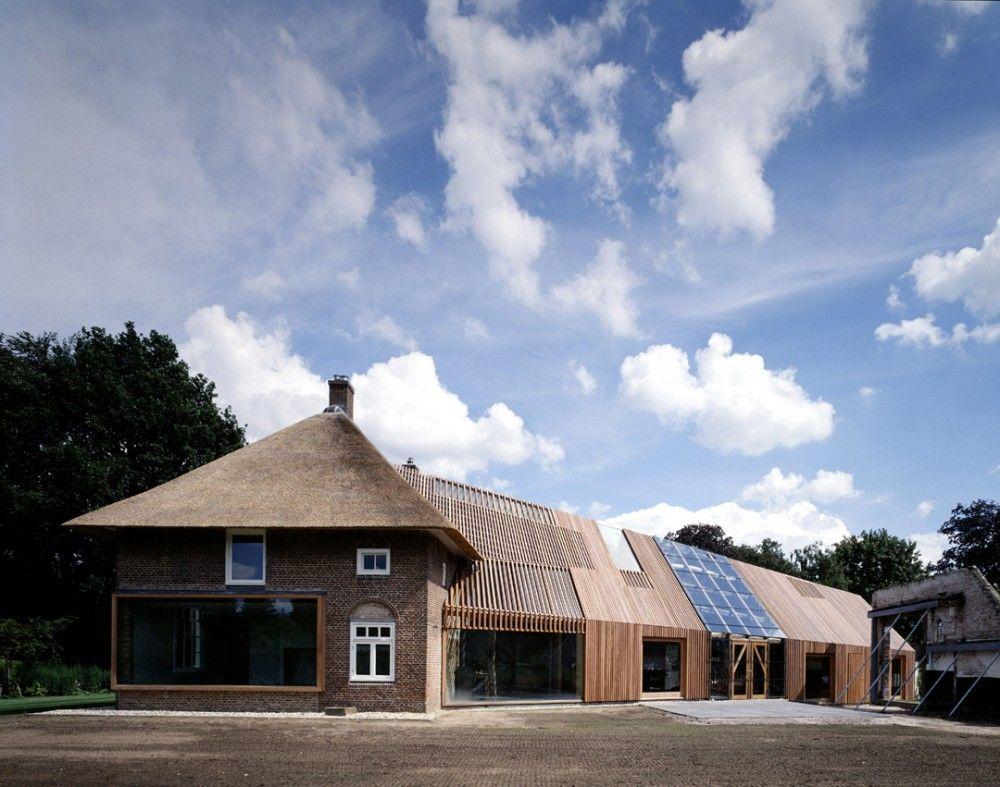 Wolzak Farmhouse (Renovation+Extention)   Zutphen, The Netherlands   SeARCH   photo Christian Richters