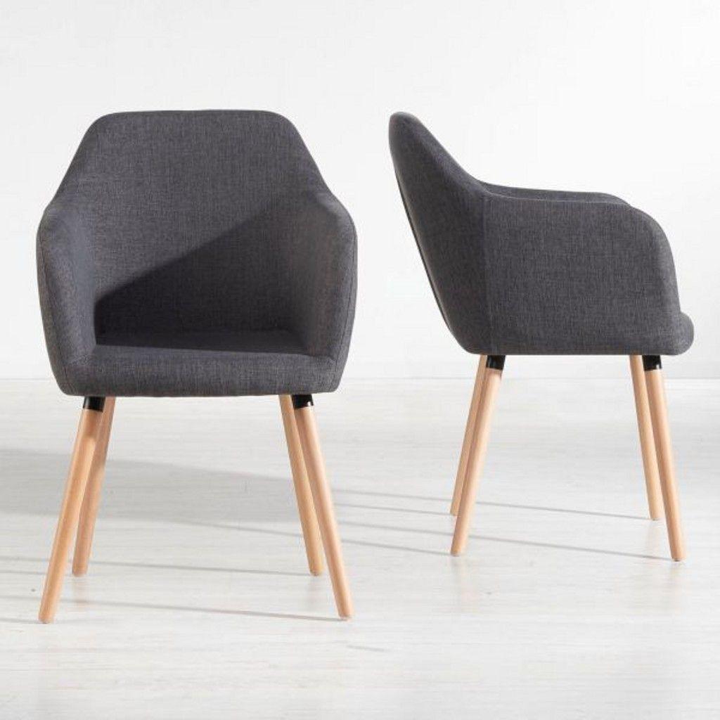 Schreibtischstuhl modern grau  Stuhl Ilona in Grau online kaufen ➤ mömax | room inspiration ...