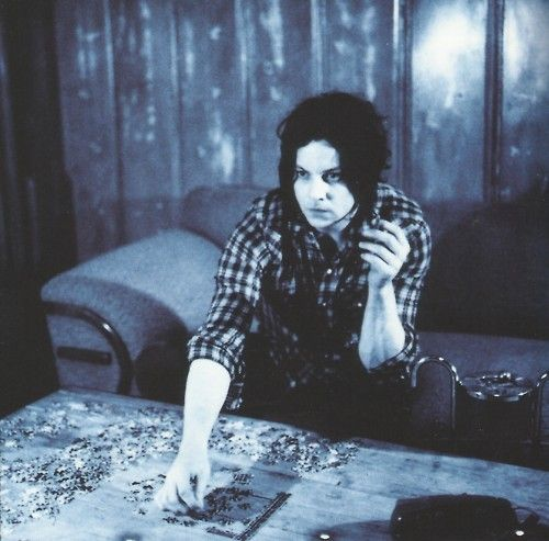 Jack White. yes, do that puzzle you sexy genius