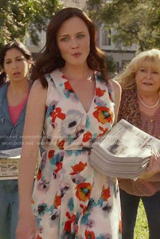 gilmore girls rory and jess meet outfit