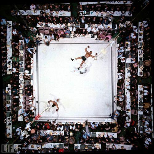 Ali won