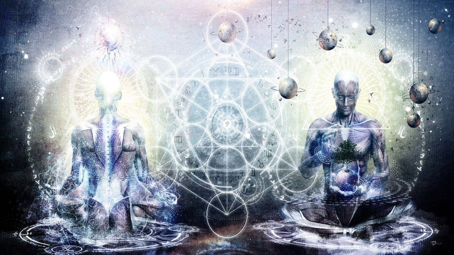 Meditation Wallpapers Buddhist Art Visionary Art Cameron Gray