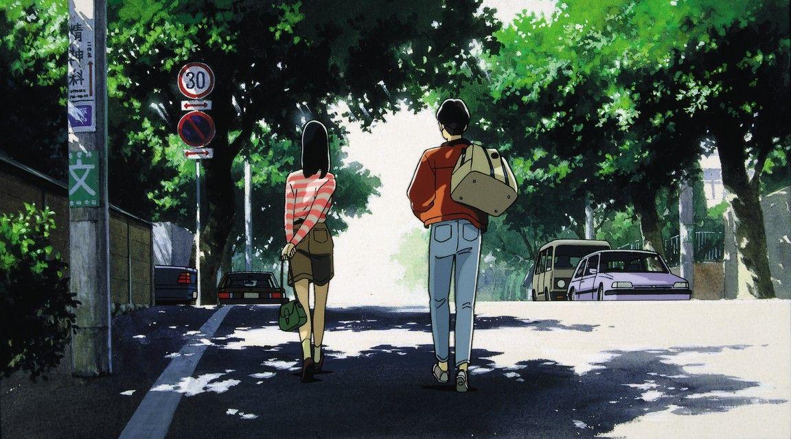 Ghibli S Ocean Waves Remastered Trailer Images And Poster Studio Ghibli Anime Love Estudio Ghibli