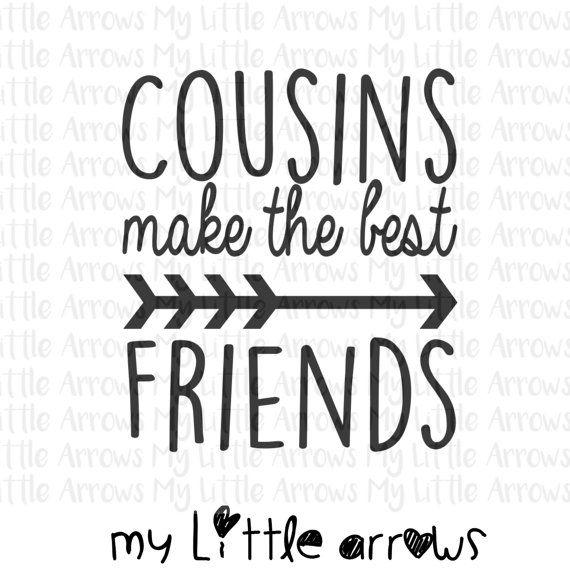 png Cousins svg cousin tribe Cousin Crew svg dxf best friends svg instant download best cousin svg Cousins make the Best Friends svg
