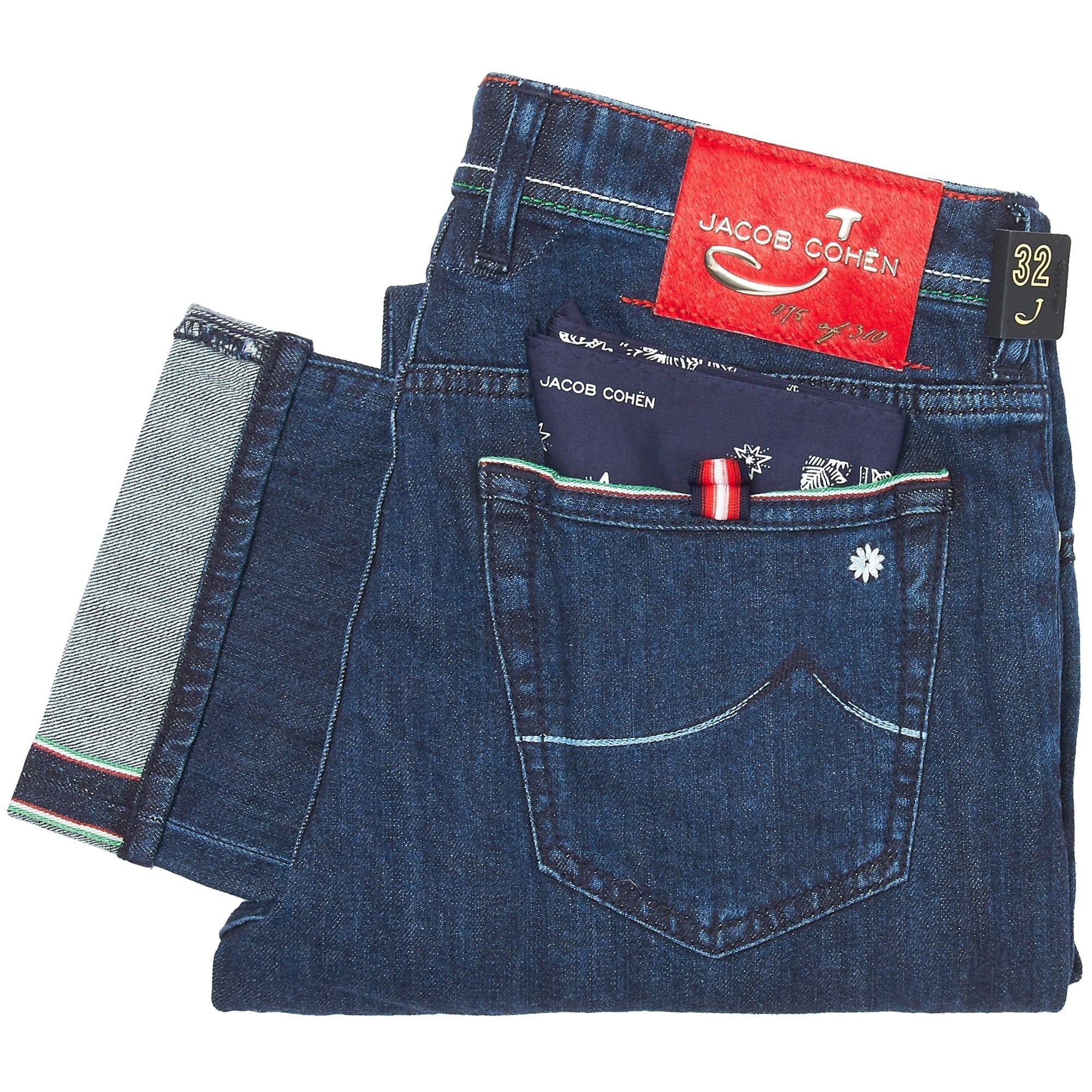 Jacob Coh/ën New Blue Jeans Slim