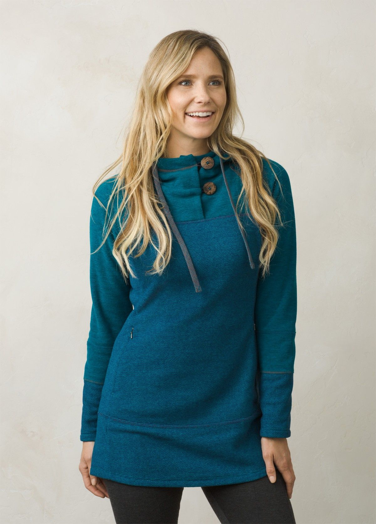 I love the prAna Cate Tunic! Check it out and more at www.prAna