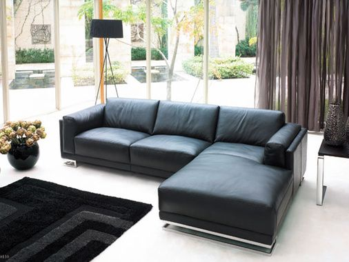 sofa pradi 2 lounge suite in black rose bay modern lounge area