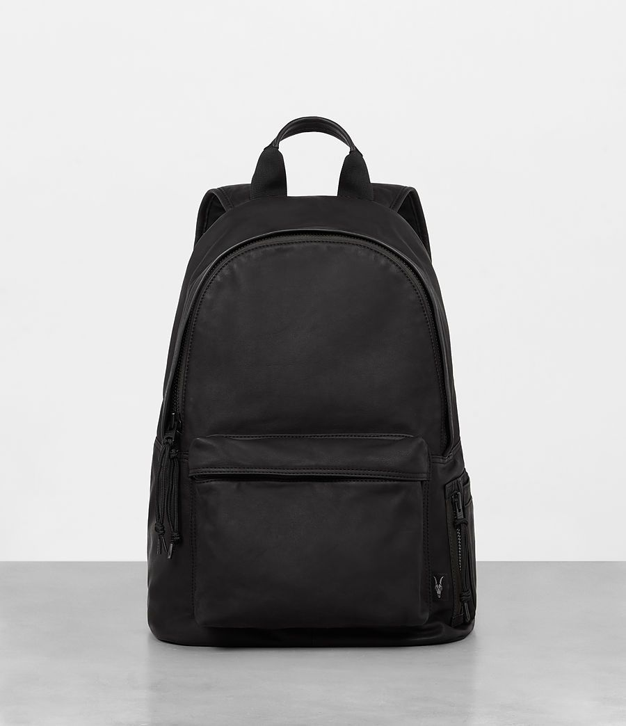 62d405b8e Mens Hayes Leather Rucksack (black) - Image 1 | Shopping in 2019 ...
