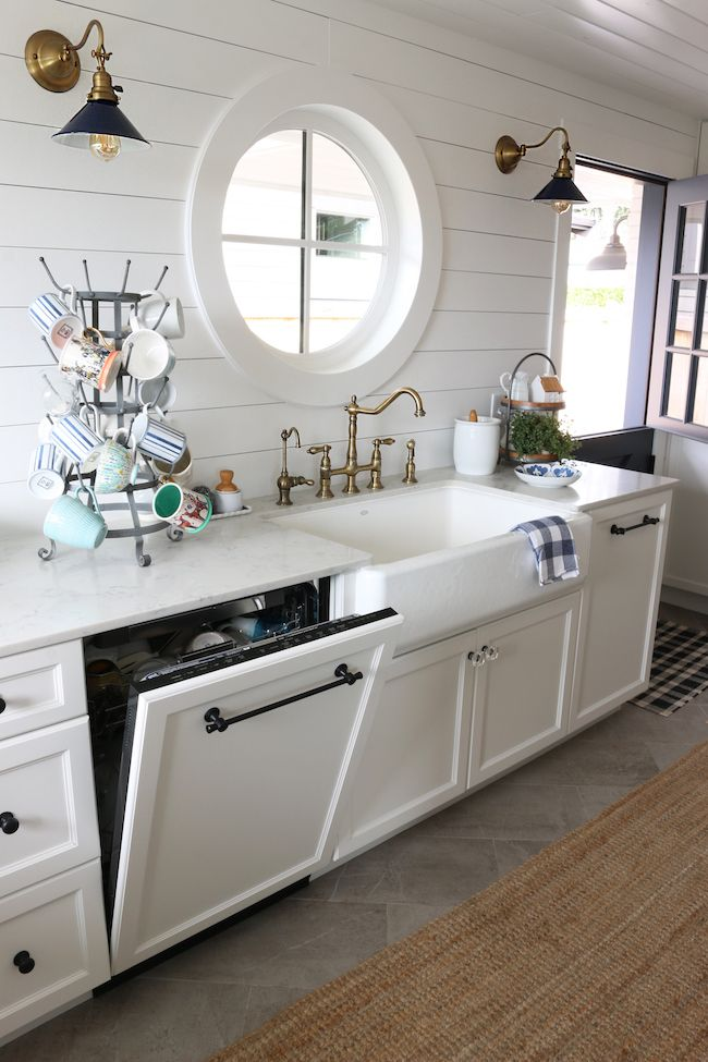 (2017) · Kitchen Remodel: KitchenAid Appliances, Panel Ready Dishwasher