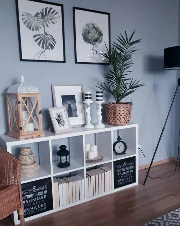 34 Brilliant Solution Kleine Wohnung Wohnzimmer Dekor Ideen und Remodel #bril,  #apartmentdec... #woonkamerideeen
