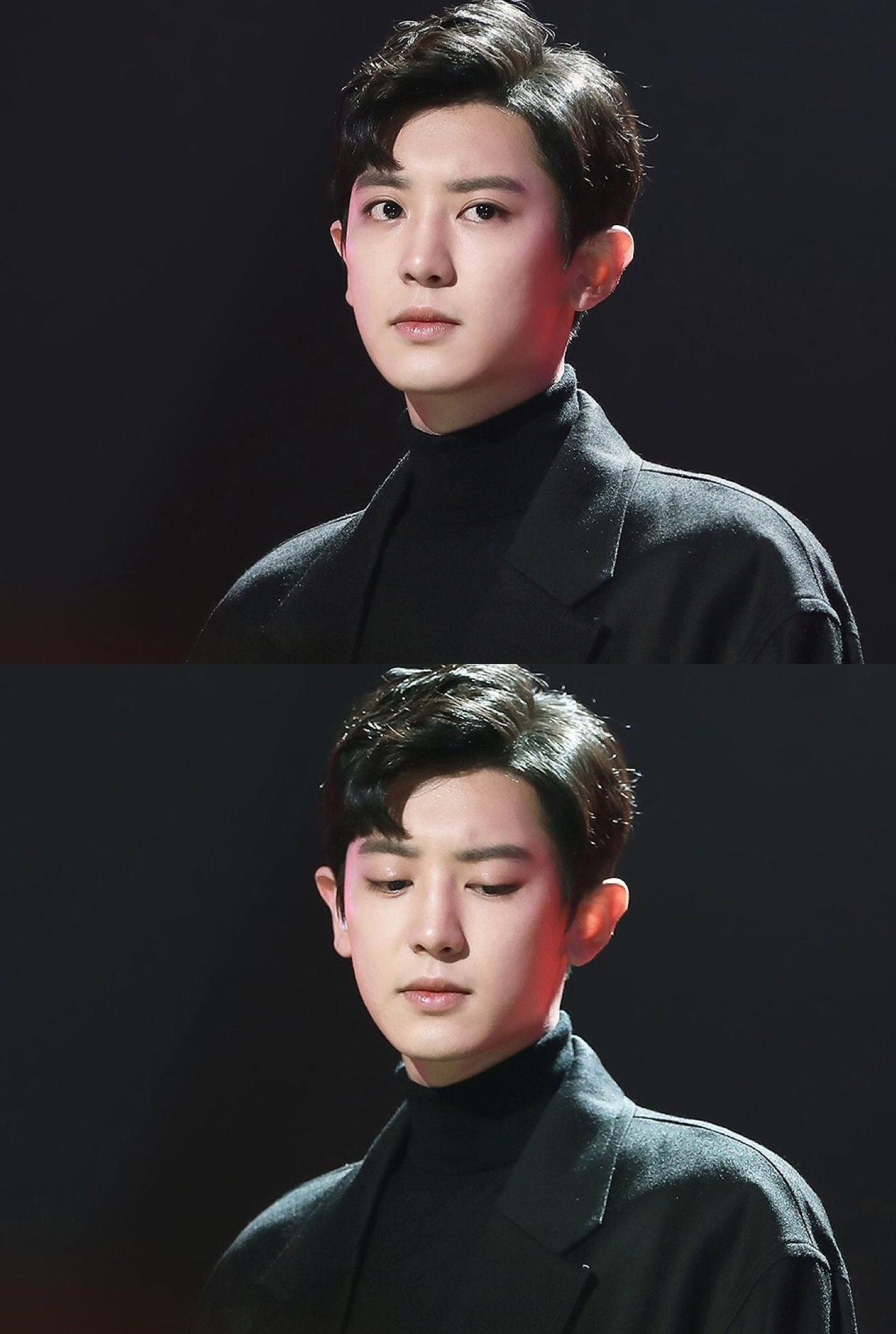 Chanyeol Sing Stay With Me With Punch Exo