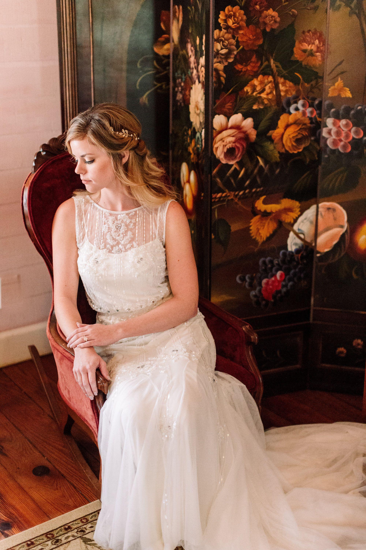 BHLDN Wedding Dress   Houston Wedding   Vintage wedding dress ...