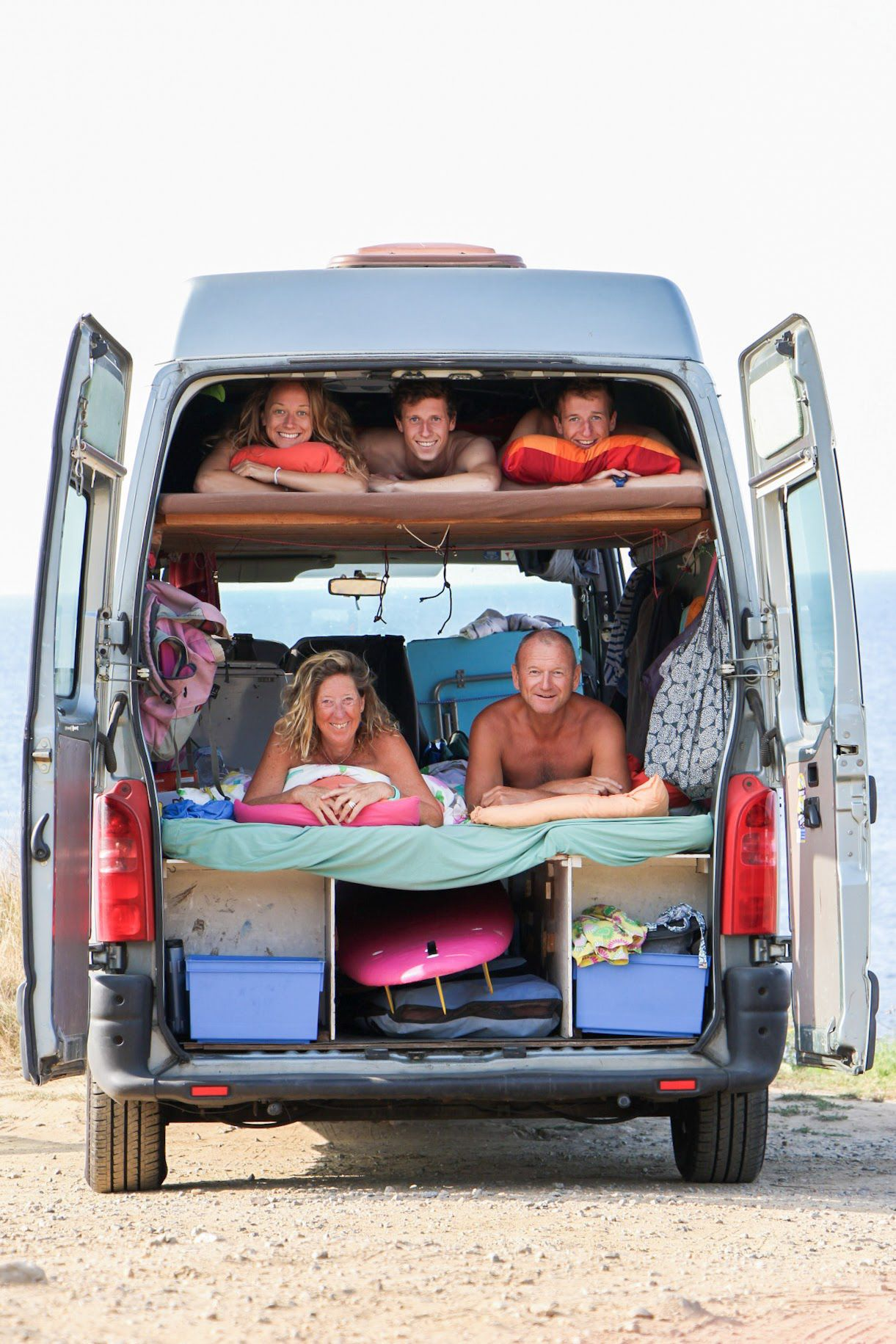 a second generation van traveller describes a lifetime on the road outdoors camperizar. Black Bedroom Furniture Sets. Home Design Ideas