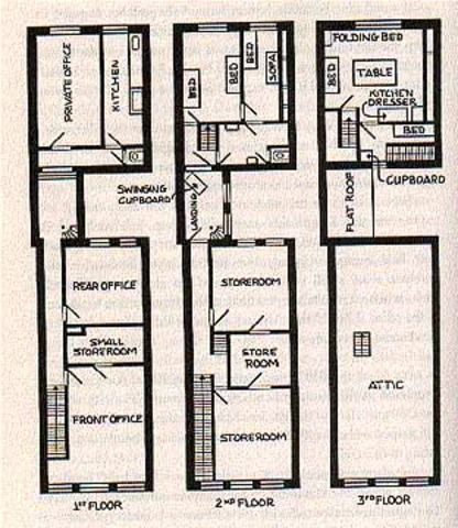 Pin By James C On Diary Of Anne Frank Anne Frank Anne Frank House Interior Photo