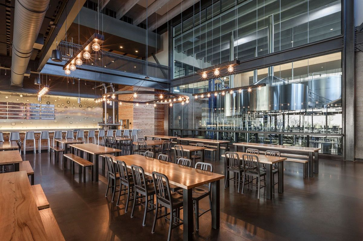 Building Your Brand Taproom And Brewery Design Brewery