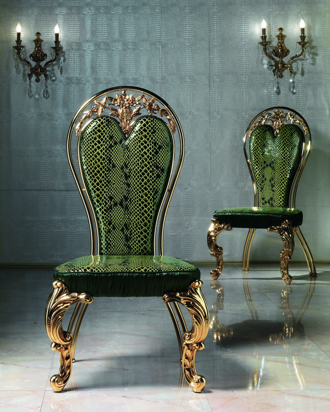 LUXURY COLLECTION. Chair.