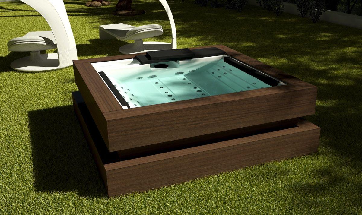 Pin By Fonteyn On Inspiratie Spa S Jacuzzi Hottub Outdoor Tub Hot Tub Hot Tub Outdoor