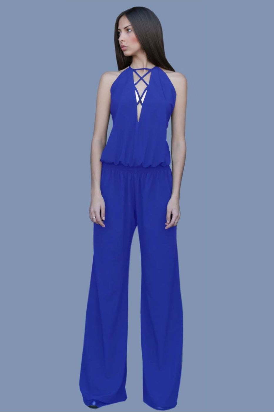 Janessa Jumpsuit from Single Dress