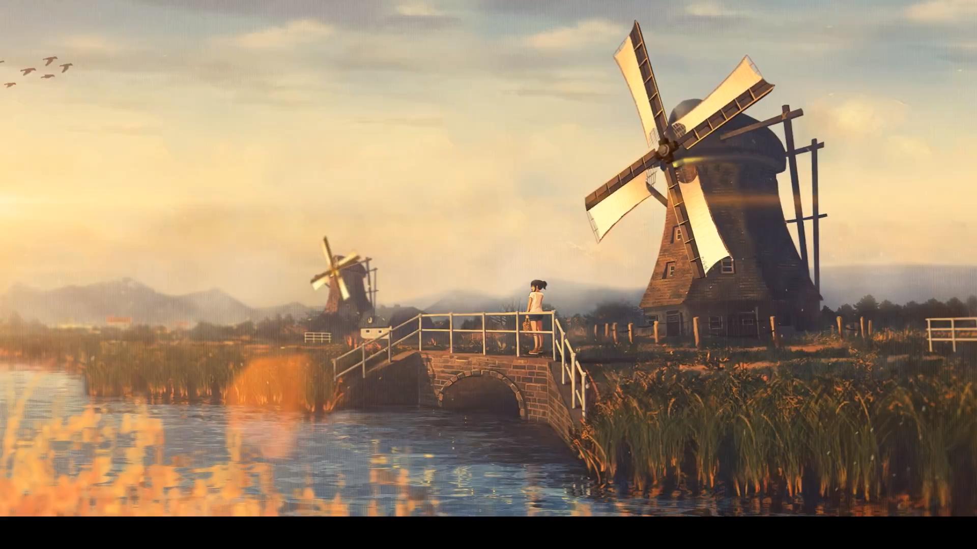 19+ Wallpaper Engine Anime Landscape