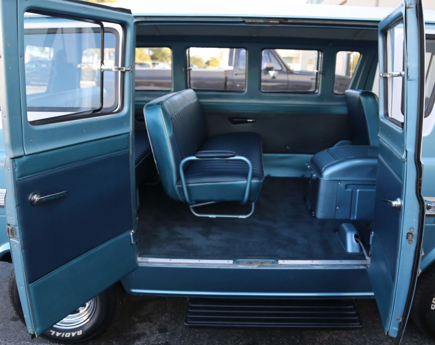 Fantastic 1963 Econoline Falcon Bench Seats Vans Bench Seat Ford Ibusinesslaw Wood Chair Design Ideas Ibusinesslaworg