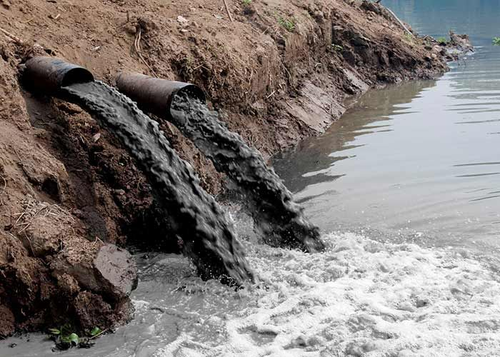 Industrial water and water pollution. Industry is a huge source of ...