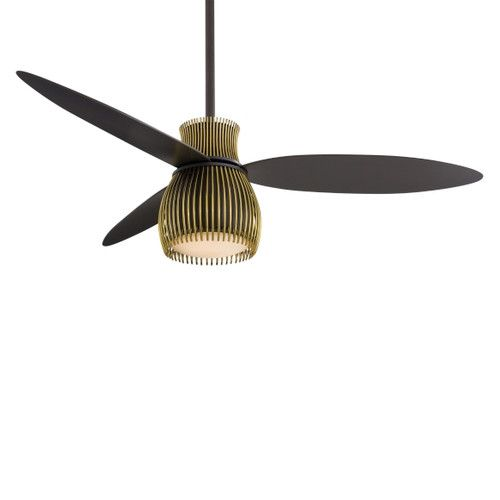 Minka Aire 56 Uchiwa 3 Blade Ceiling Fan With Remote Reviews