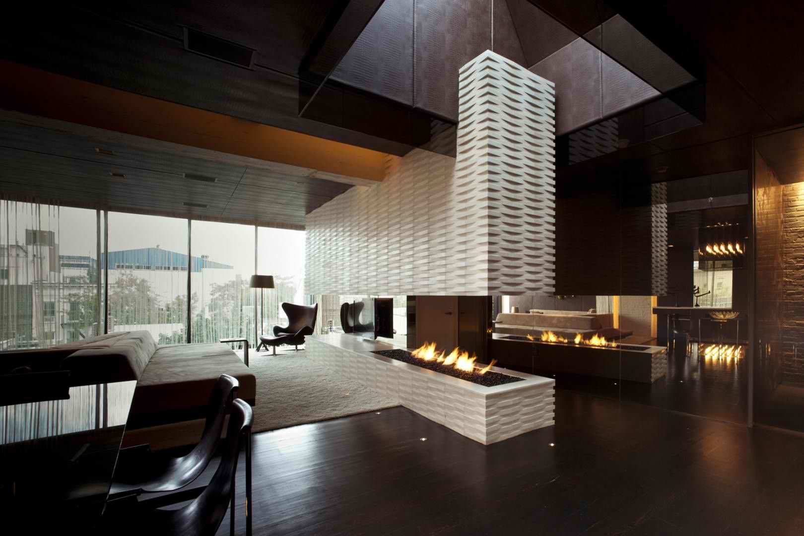 Charmant Luxury Modern Interior Design Skylab Architecture ~ Modern Luxury Houses,  Architecturemodern Luxury Miami, Scandinavian