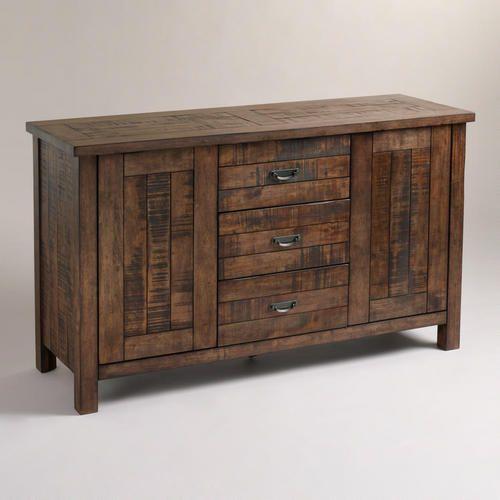 Wood And Metal Jackson Kitchen Cart: One Of My Favorite Discoveries At WorldMarket.com: Garner