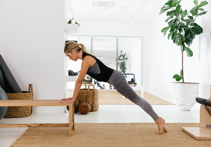 Fluidform Live With Kirsten King Pilates, Transformation