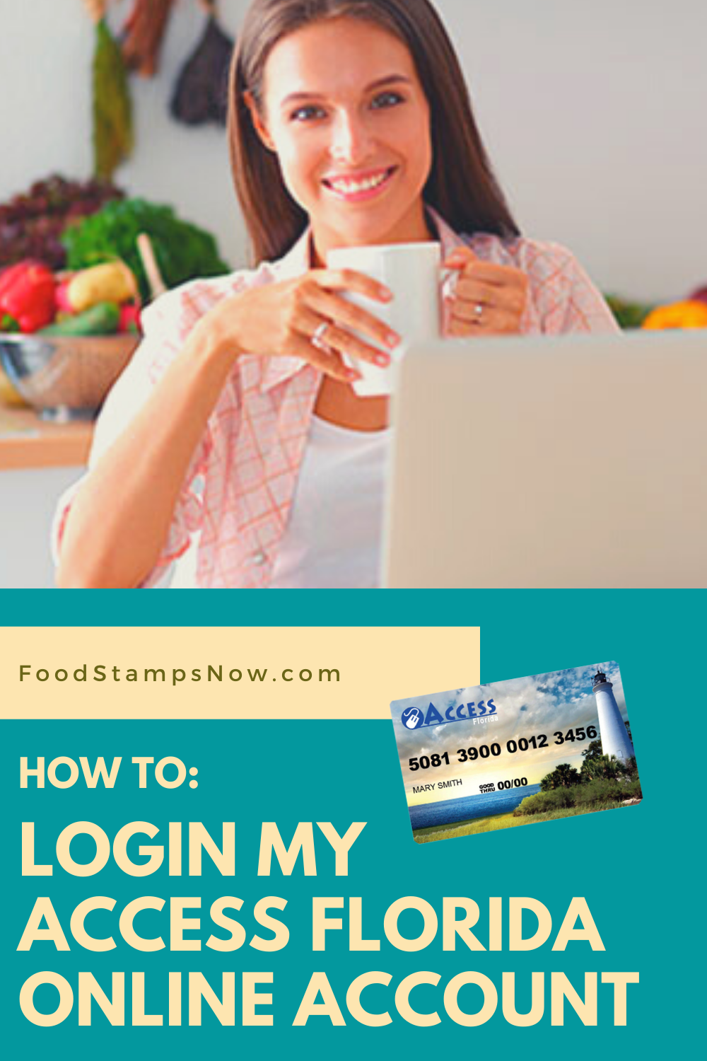 Login Help For Access Florida Account Food Stamps Food Assistance Florida Food