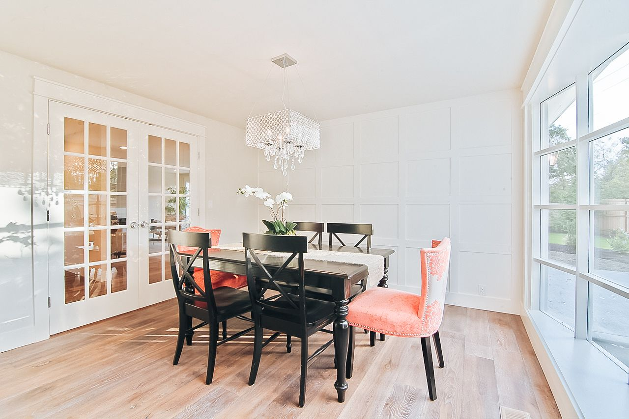 Beautiful Dinning Room Remodel from one of our recent flips! Visit ...