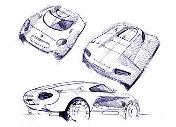 Porsche carma
