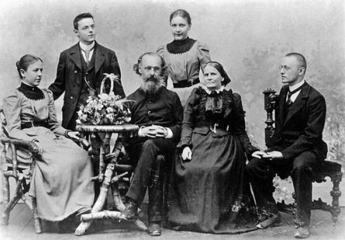 Familie Hesse