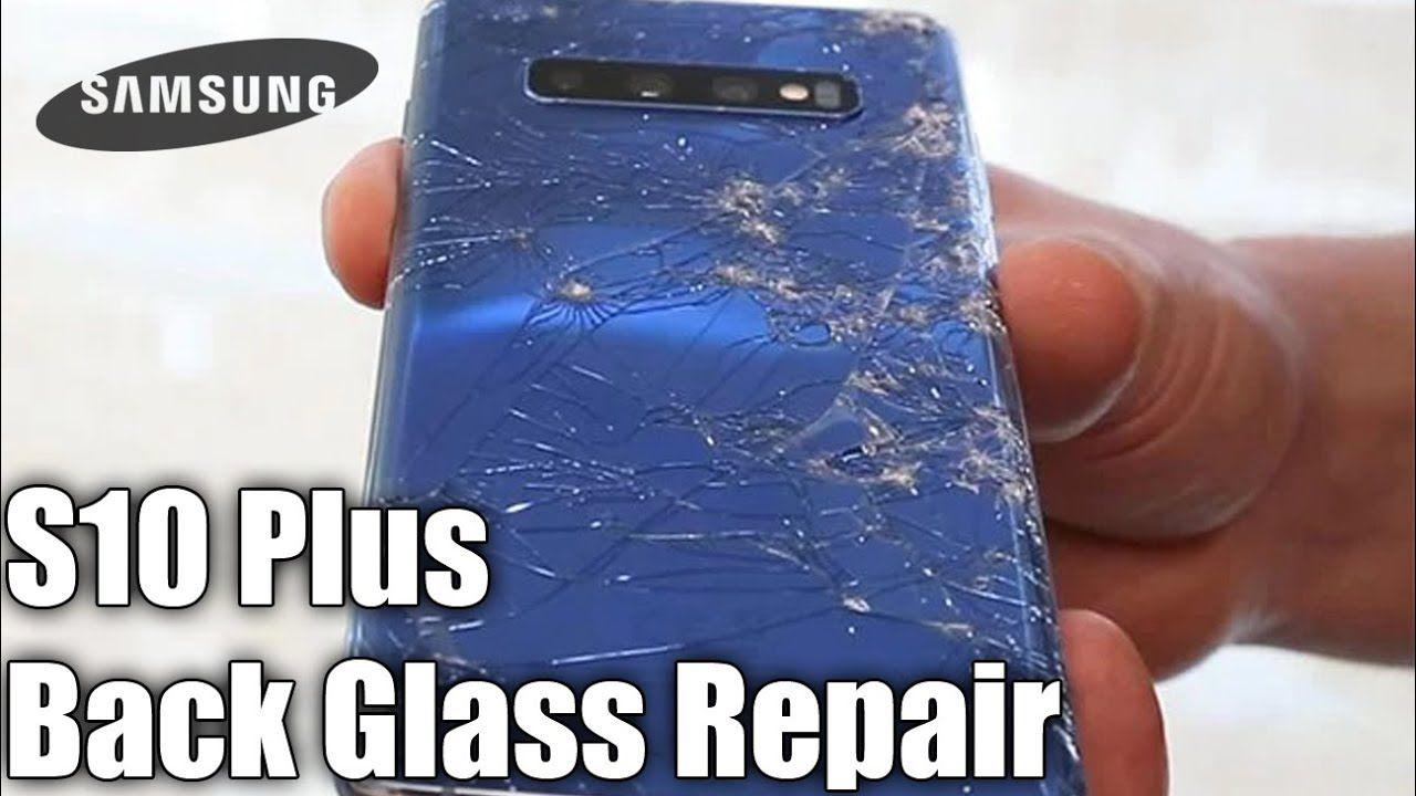 Diy samsung galaxy s10 plus back glass replacement ipad