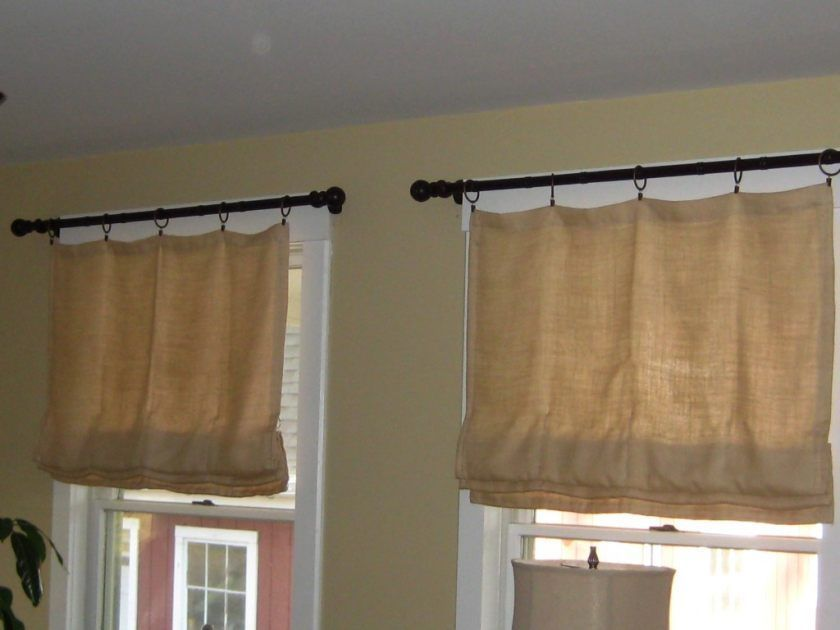 Image Of: Burlap Window Treatments ( Burlap Window Valances  #2) #burlapwindowtreatments Image Of: Burlap Window Treatments ( Burlap Window Valances  #2) #burlapwindowtreatments